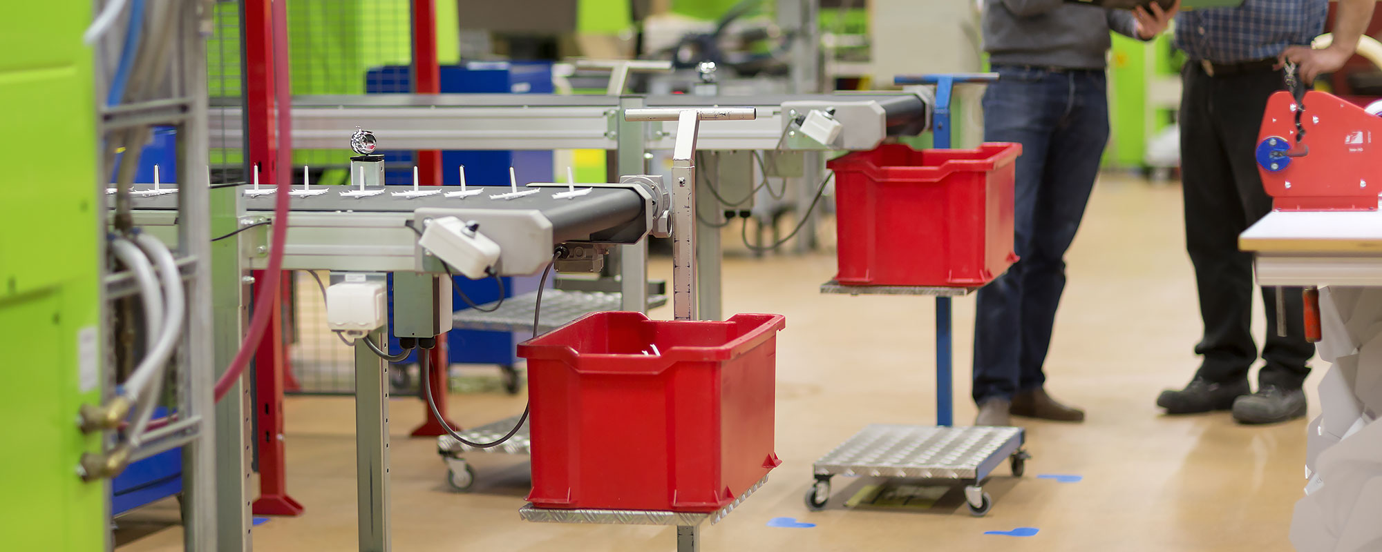 Injection moulding – AMB Industri AB