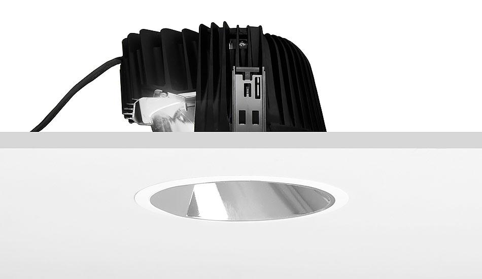 Wallwasher G3 LED belysning